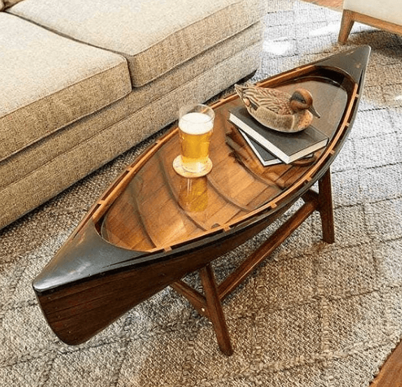 luxus smoking table
