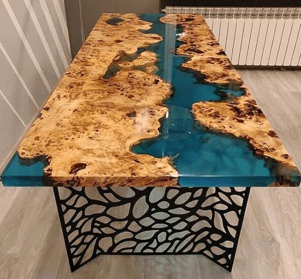 epoxi asztal